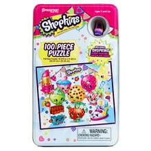 Shopkins 100-Piece Puzzle