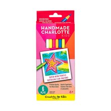Handmade Charlotte Kids Super Neon Pencils Package