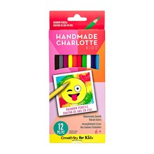 Handmade Charlotte Kids Rainbow Pencils