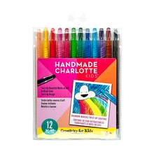 Creativity for Kids Handmade Charlotte Kids Twist-Up Crayons Package