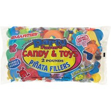 Assorted Candy & Party Favors Pinata Filler, 2 Lbs.