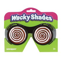 Prism Spin Novelty Glasses