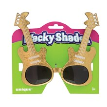 Guitar Novelty Glasses