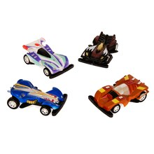 Pull-Back Race Car Party Favors, 4ct