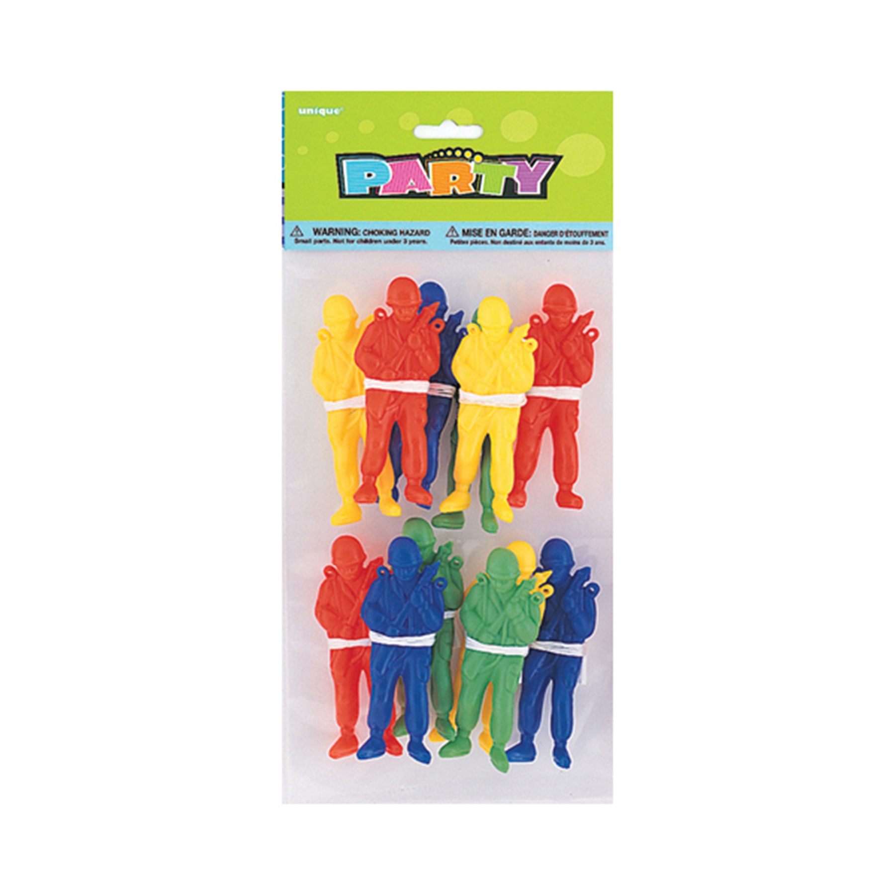 Party Favor Toys : Paratrooper army men toys party favors