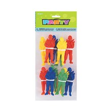 Paratroopers Toys Army Party Favors, 12ct