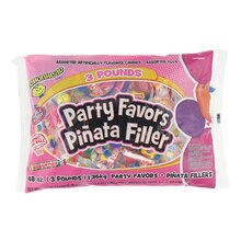 Candy & Party Favors Pinata Filler, Girl 3 Lbs.