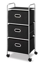 Whitmor 3 Drawer Chest Cart