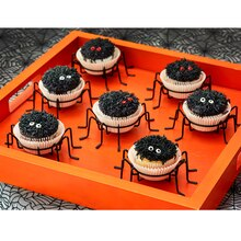 Halloween Cupcakes, medium