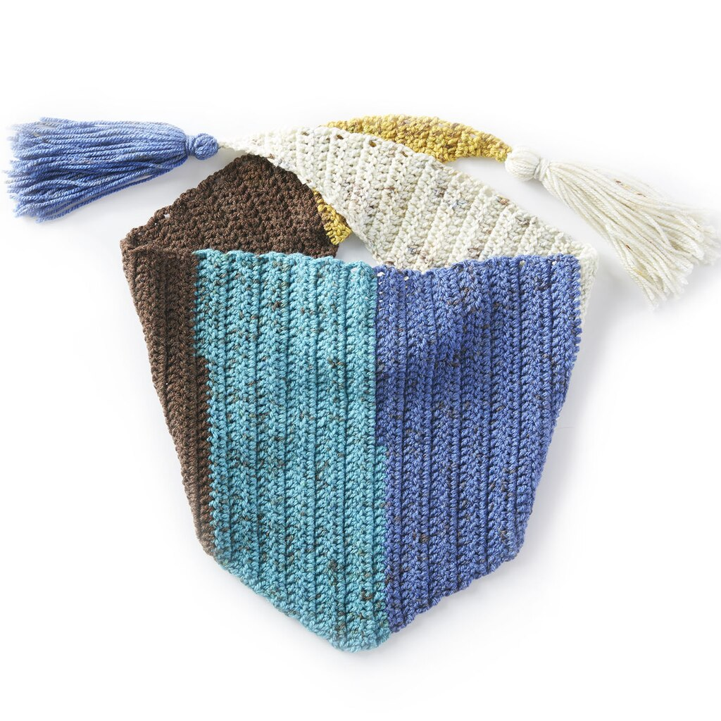 Crochet Patterns For Caron Cakes : Caron? Cakes? Crochet Kerchief Scarf