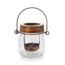 Small Mason Jar Tea Light Holder By Ashland