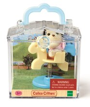 Calico Critters Mini Dog Carry Case