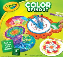 Crayola Color Spinout Front