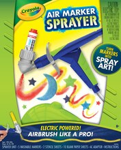 Crayola Air Marker Sprayer Front
