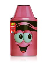 Crayola Tip Art Kit, Tickle Me Pink Front