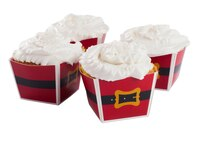 Santa Belt Cube Containers By Celebrate It