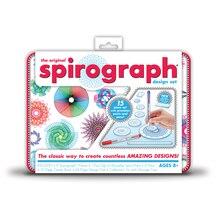 The Original Spirograph Design Set Tin