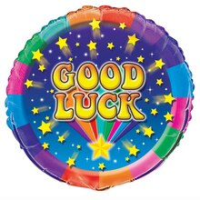 Foil Good Luck Balloon, 18""