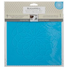 SugarVeil Confectioners' Mat, Geometric In Package
