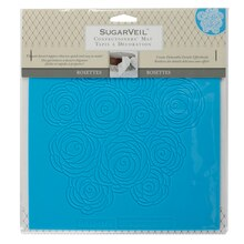 SugarVeil Confectioners' Mat, Rosettes In Package