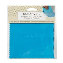 SugarVeil Confectioners' Comb Tool Front