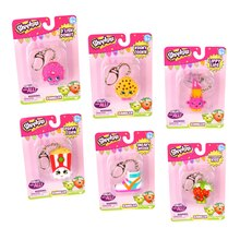 Shopkins Keyring Various Characters Single Pack