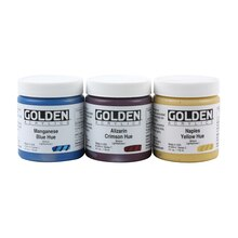 Golden Historical Heavy Body Acrylics 4oz. Naples Yellow Hue