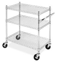 Whitmor Commerical 3-Tier Cart