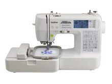 Project Runway™ Sewing & Embroidery Machine with Tote, medium
