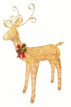 Animated Champagne Standing Buck By Celebrate It