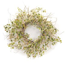 "26"" Birch Foliage Wreath"