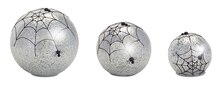 LED Spider Globes Set