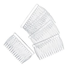 Victoria Lynn Clear Hair Combs