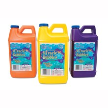 Darice Bubble Solution Refill, 64 oz