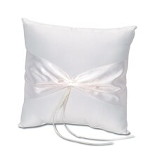 Victoria Lynn Design Your Own Pink Ribbon Ring Pillow