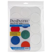 PanPastel 10 Color Tray & Cover