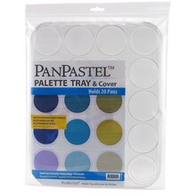 PanPastel 20 Color Tray & Cover