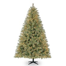 Celebrate It Pre-Lit Jasper Cashmere Christmas Tree, 7.5 ft.