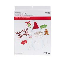 Santa's Belt Photo Prop Kit By Recollections