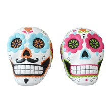 "7"" Day of the Dead Sugar Skull By Celebrate It"