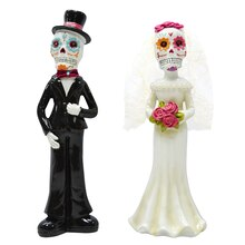 Day of the Dead Bride or Groom By Celebrate It