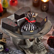 Mini Coffin Party Favors, medium