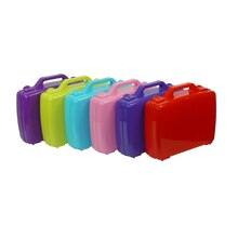 Assorted Storage Cases By Creatology