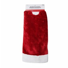 Red & White Tree Skirt By Celebrate It Pack