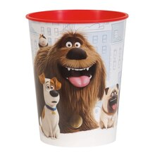 16oz The Secret Life of Pets Plastic Cups, 12ct