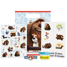 The Secret Life of Pets Party Favor Kit for 4