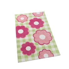 KidKraft 3' x 5' Rugs, Cottage Flowers