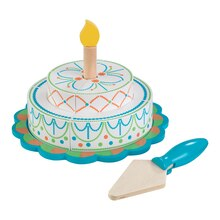 KidKraft Bright Tiered Celebration Cake