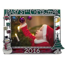 Baby's First Christmas Frame By Studio Decor Front