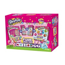 Shopkins 4-Game Value Pack